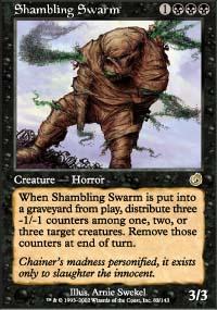 Shambling Swarm - Torment