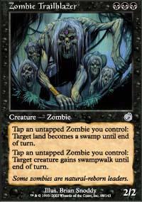 Zombie Trailblazer - Torment