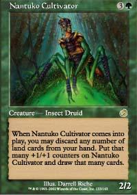 Nantuko Cultivator - Torment