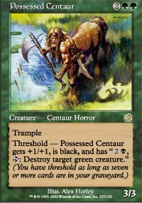 Possessed Centaur - Torment