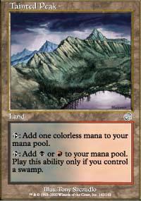 Tainted Peak - Torment