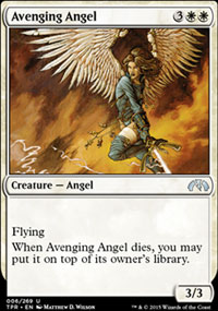 Avenging Angel - Tempest Remastered