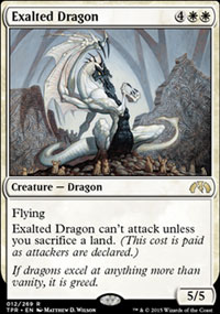 Exalted Dragon - Tempest Remastered