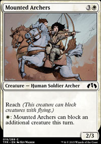 Mounted Archers - Tempest Remastered