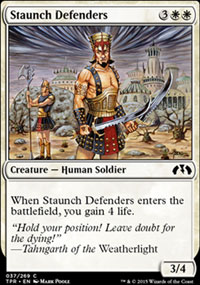 Staunch Defenders - Tempest Remastered