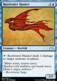 Rootwater Hunter - Tempest Remastered