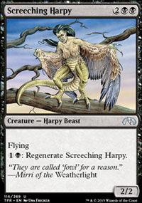 Screeching Harpy - Tempest Remastered