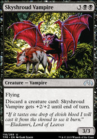 Skyshroud Vampire - Tempest Remastered