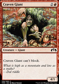 Craven Giant - Tempest Remastered