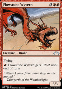 Flowstone Wyvern - Tempest Remastered