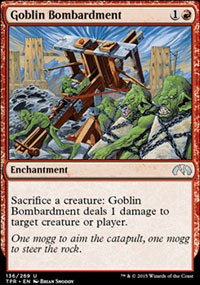 Goblin Bombardment - Tempest Remastered