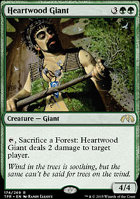 Heartwood Giant - Tempest Remastered