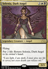 Selenia, Dark Angel - Tempest Remastered