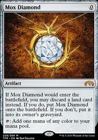 Mox Diamond - Tempest Remastered