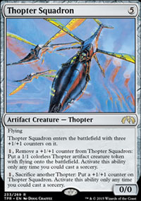 Thopter Squadron - Tempest Remastered