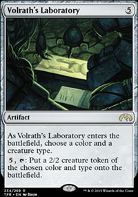 Volrath's Laboratory - Tempest Remastered
