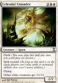 Celestial Crusader - Time Spiral