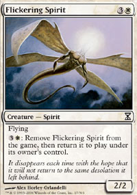 Flickering Spirit - Time Spiral
