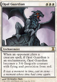 Opal Guardian - Time Spiral
