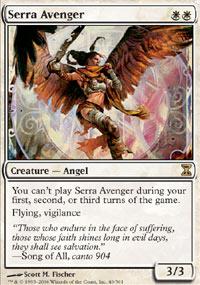 Serra Avenger - Time Spiral