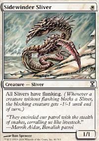 Sidewinder Sliver - Time Spiral