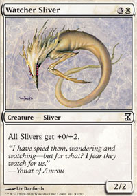 Watcher Sliver - Time Spiral