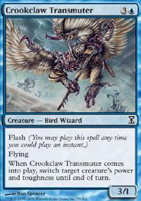 Crookclaw Transmuter - Time Spiral