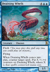 Draining Whelk - Time Spiral