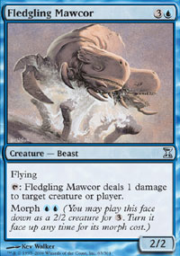 Fledgling Mawcor - Time Spiral