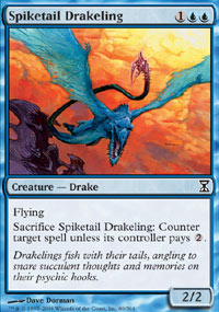 Spiketail Drakeling - Time Spiral