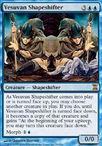 Vesuvan Shapeshifter - Time Spiral