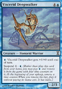 Viscerid Deepwalker - Time Spiral