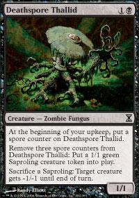 Deathspore Thallid - Time Spiral
