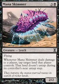Mana Skimmer - Time Spiral