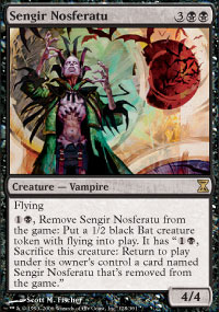 Sengir Nosferatu - Time Spiral