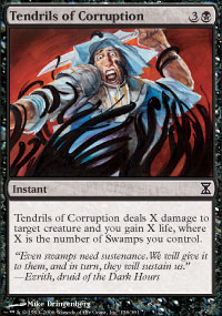 Tendrils of Corruption - Time Spiral