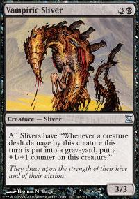 Vampiric Sliver - Time Spiral