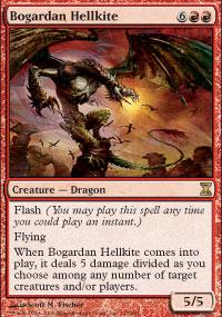 Bogardan Hellkite - Time Spiral