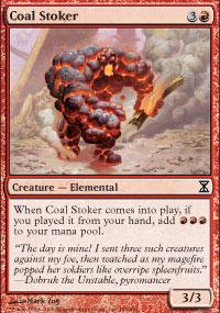 Coal Stoker - Time Spiral