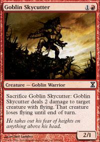 Goblin Skycutter - Time Spiral