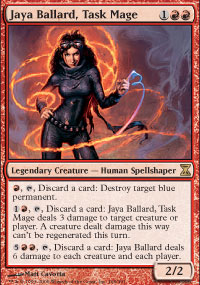 Jaya Ballard, Task Mage - Time Spiral