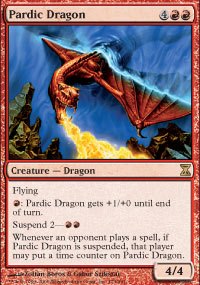 Pardic Dragon - Time Spiral