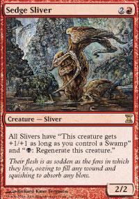 Sedge Sliver - Time Spiral
