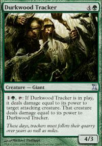 Durkwood Tracker - Time Spiral