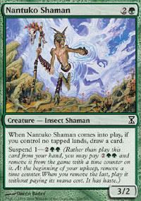 Nantuko Shaman - Time Spiral