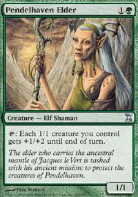 Pendelhaven Elder - Time Spiral