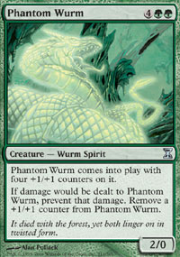 Phantom Wurm - Time Spiral