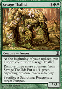 Savage Thallid - Time Spiral