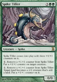 Spike Tiller - Time Spiral