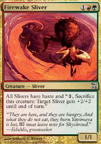 Firewake Sliver - Time Spiral